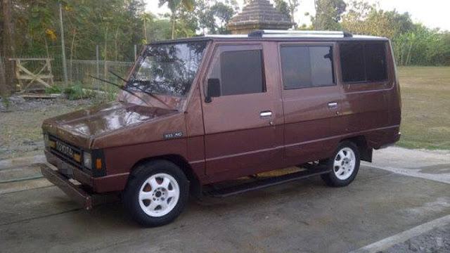 Toyota Kijang Doyok