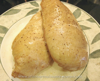 Smoked Chicken Breasts for Chicken Rolled Tacos