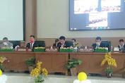 HUT Minsel Ke-18 Tahun DPRD Gelar Rapat Paripurna
