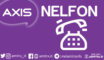 Cara cek Paket Nelpon serta SMS AXIS Sesama serta All Operator