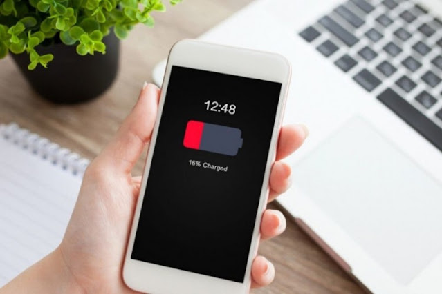 Applications that Spend Your Cellphone Battery