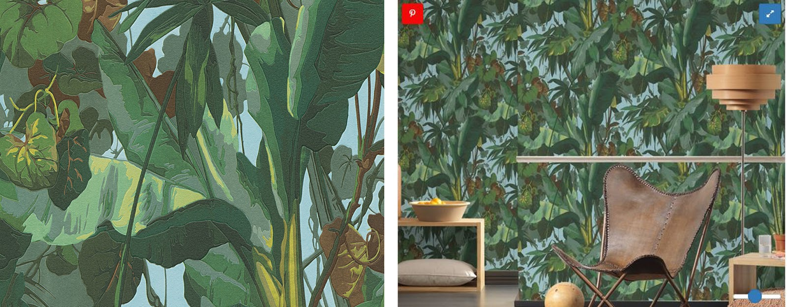 Dschungel Tapete Mayalade Design Trends 2016 Urban Jungle