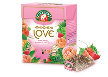 Infusion Mon Moment Love Elephant