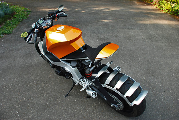 Honda Hurricane Custom Super Bike