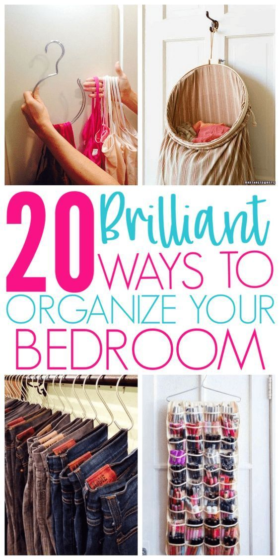 Amazing Organization Hacks That Will Transform Your Bedroom