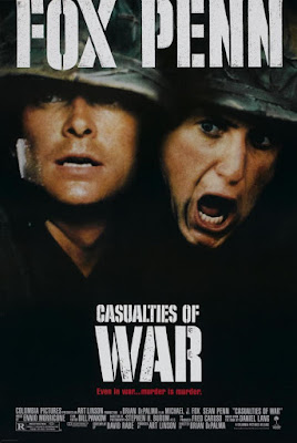 Casualties Of War 1989 DVD R1 NTSC Latino