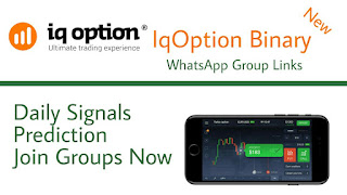 Join the trading Whatsapp group Link - Group Links
