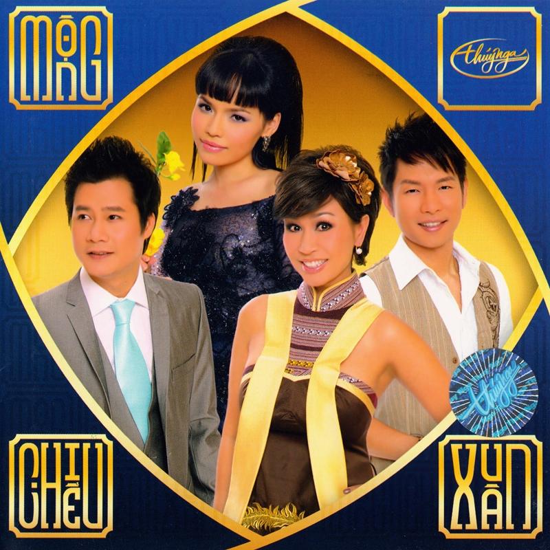 Thúy Nga CD484 - Mộng Chiều Xuân (NRG) + bìa scan mới