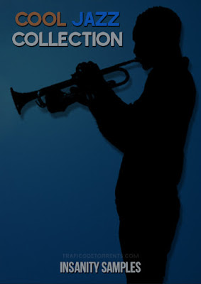 Cover da Library Insanity Samples - The Cool Jazz Collection (KONTAKT)
