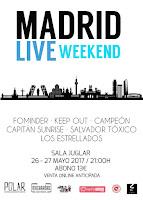 Madrid Live Weekend 2017