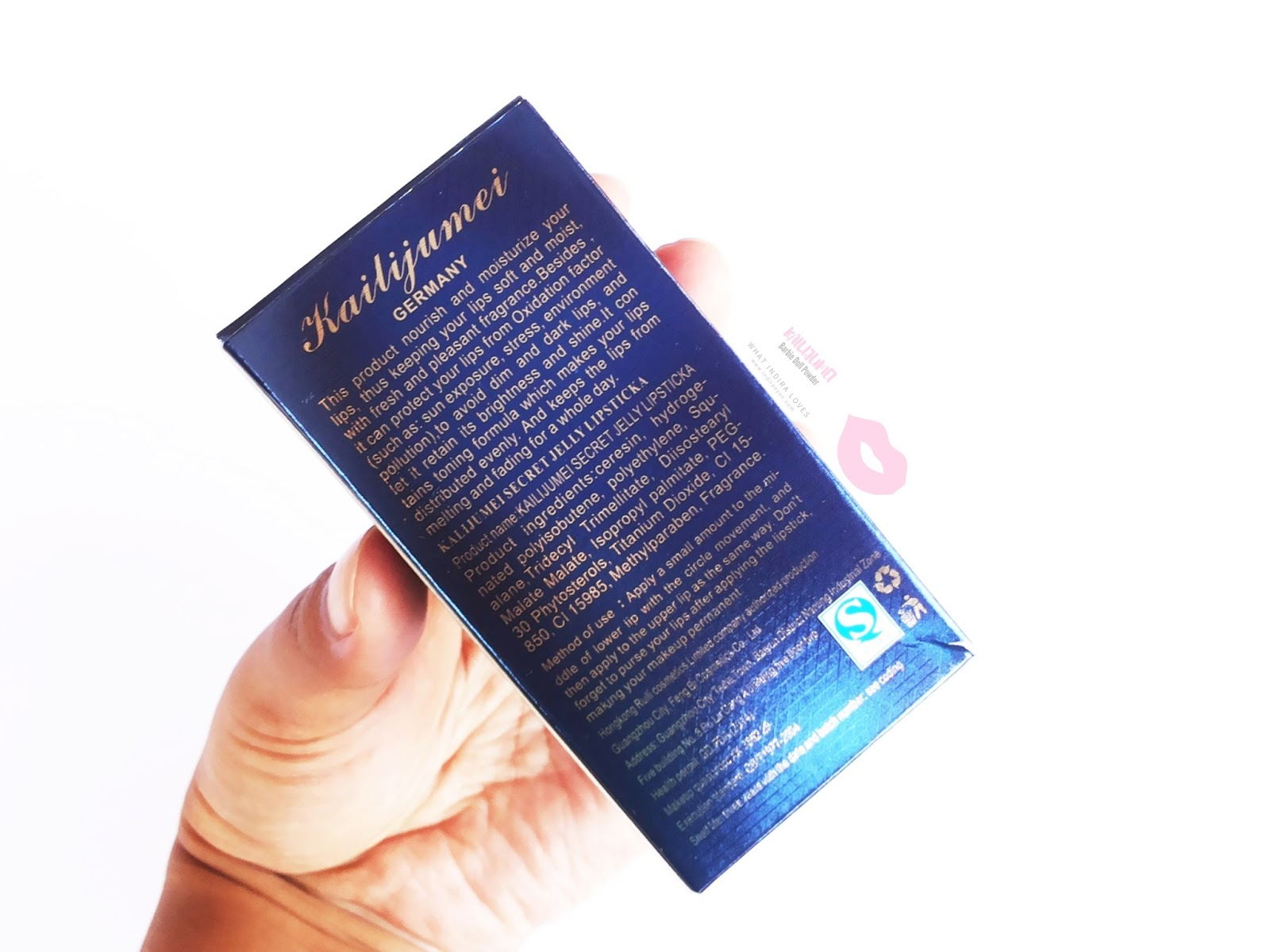 kailijumei-lipstick-review