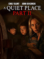 A Quiet Place Part II (2021) English Full Movie Watch Online Movies