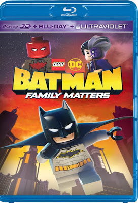 LEGO DC Batman – Family Matters 2019 BDRip HD 1080p Dual Latino
