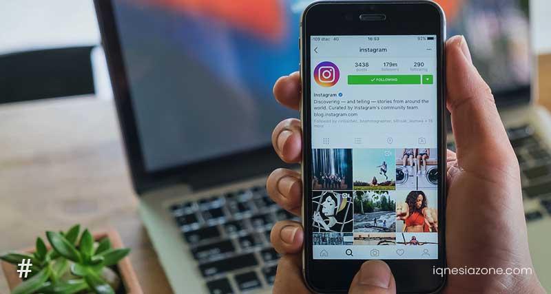 Menghemat paket data di instagram