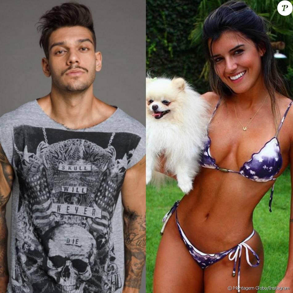 Conheça a modelo Vitória Gomes affair do cantor Lucas Lucco