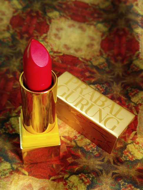 MAC Prabal Gurung Collection, MAC Carmine Rouge Lipstick, Carmine Rouge Swatch, Prabal Gurung Designer, MAC lover, MAC lipsticks, MAC Cosmetics, Top Beauty Products of 2014, red alice rao, Beauty, Beauty Blog, Makeup, Makeup Blog, Red Lipstick, Red Lips, Pout