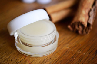 Honey and Cinnamon Lip Balm