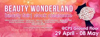 Beauty Wonderland Hair & Beauty Supply Location : Ground Floor, Centre Point Sabah,  Kota Kinabalu, Sabah