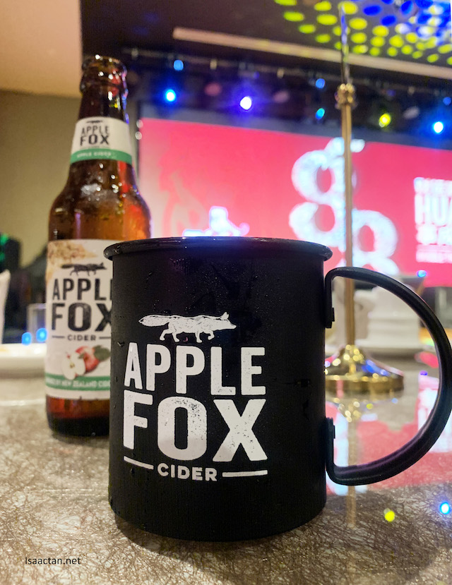 Love the Apple Fox Cider
