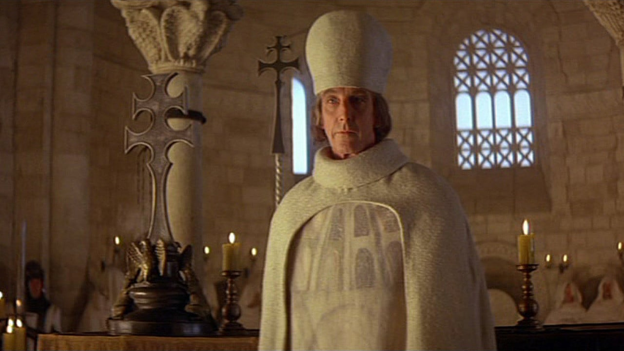 Movie Churches: Middle Ages Month: Ladyhawke