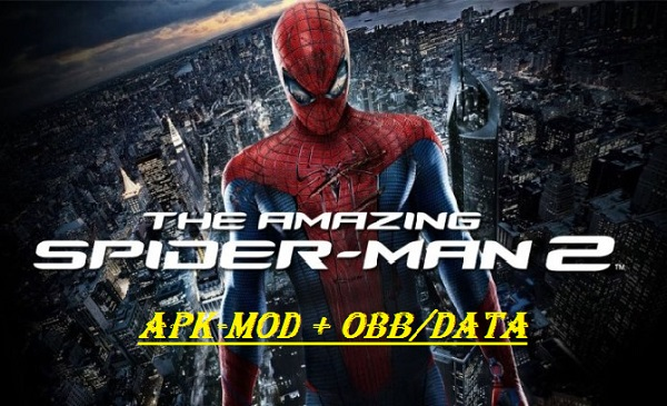 Download The Amazing Spider Man 2 Mod APK OBB Game Data