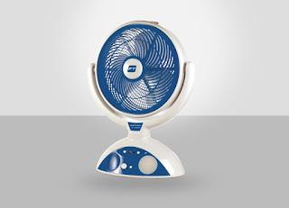 rechargeable fans Dubai