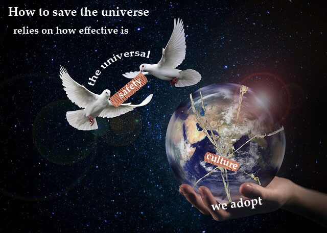 How to save the universe in cogent bets