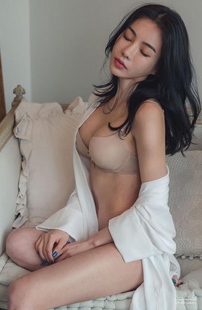 an seo rin korea sexy lingerie model