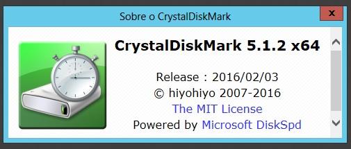 CrystalDiskMark 5.1.2 x64