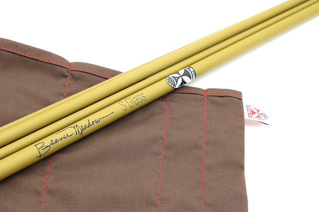 JP ROSS FLY RODS & CO. - Beaver Meadow S-Glass Released