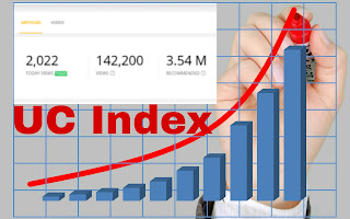 Uc news, index point, increase views
