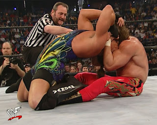 WWE / WWF Backlash 2002 - Eddie Guerrero battled Rob Van Dam