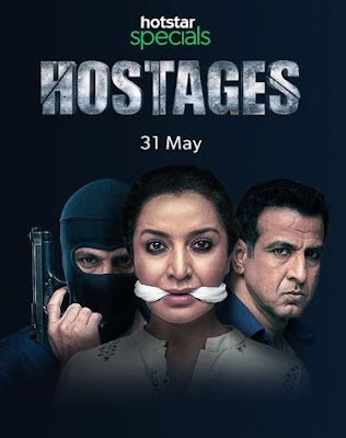 Hostages 2019 Hindi S1 Complete 480p HDRip 950MB