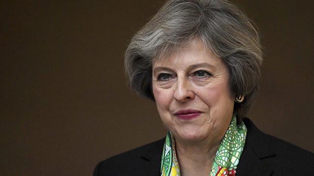 """Theresa May: """"El Reino Unido abandonará el mercado único de la Unión Europa"""""""