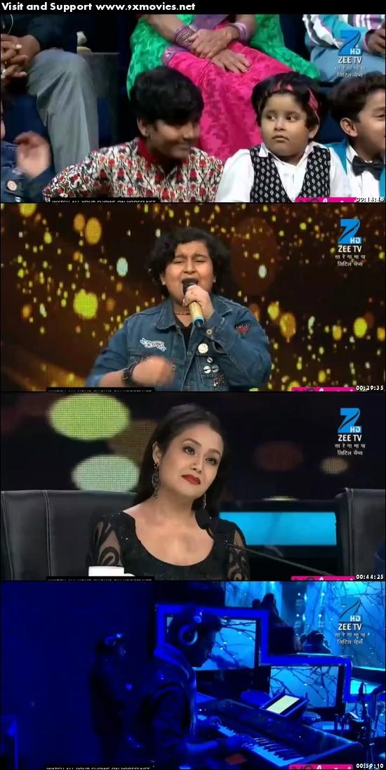 Sa Re Ga Ma Pa Lil Champs 09 April 2017 HDTV 480p