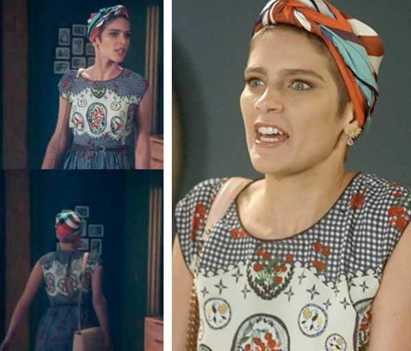 Leticia (Isabela Santoni) looks