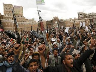 Laporan HAM: Teroris Syi'ah Houtsi Lakukan 258 Pelanggaran HAM di Yaman