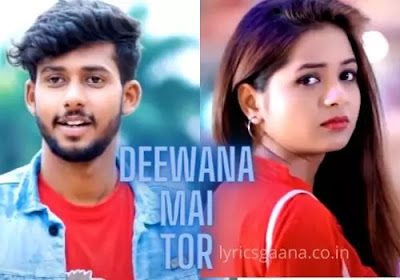 Deewana New Cg Song Lyrics Hindi