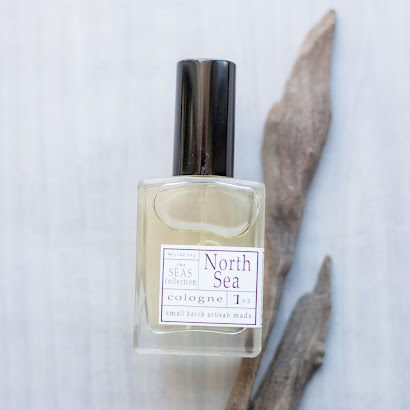 North Sea Cologne | Artisan Fragrance by Wylde Ivy