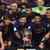 Barcelona se impuso al Sevilla por 2 a 1 y es el nuevo campeón de la Supercopa de España