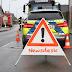 Unfall in Holthausen - Wohnmobilfahrer wendet auf der Fahrbahn