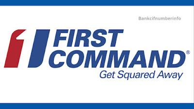 First Command Bank Login