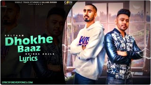Dhokhe Baaz Lyrics
