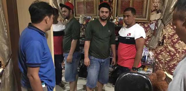 Polisi Tangkap Lagi Artis Rio Reifan, Ini Yang Ketiga Kali
