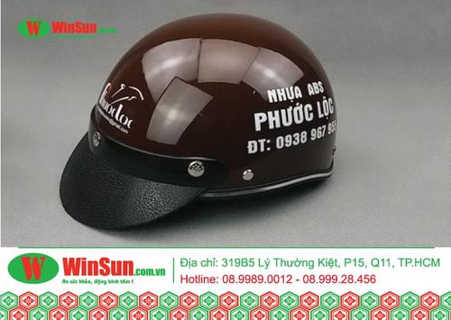 Công ty sản xuất mũ bảo hiểm tại Hà Nội uy tín, chất lượng đảm bảo