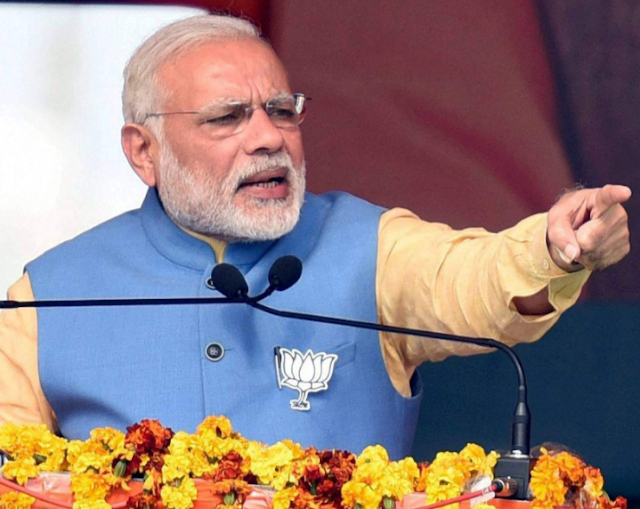 खुद को कानून से ऊपर मानने वाले आज मांग रहे जमानत: PM मोदी - newsonfloor.com