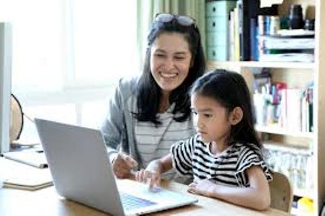 Pembelajaran Daring Yang Menyenangkan Bagi Anak SD