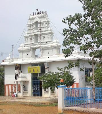 Periyandavar Temple Thirunilai Kanchipuram