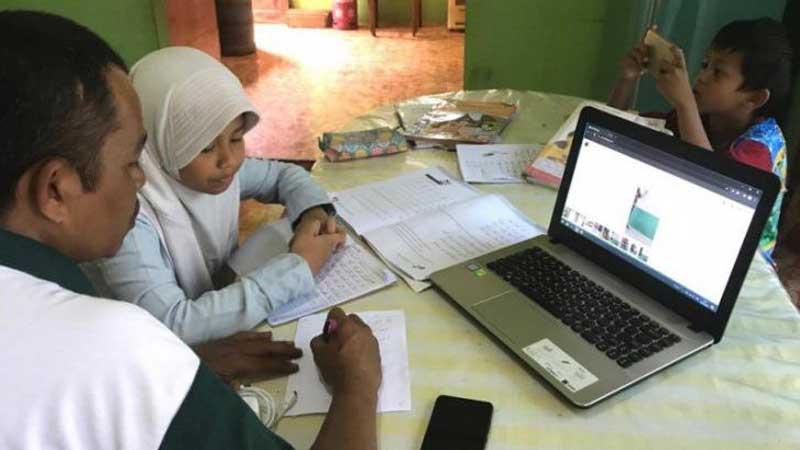 Pembelajaran Daring Jangan Mengurangi Kehidupan Sosial Anak