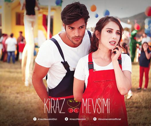 تقرير : المسلسل التركي موسم الكرز الجديد على mbc4 + القصة كاملة